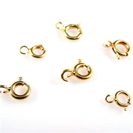 FECHO BOIA 4MM MINI OURO 18K K0,20 4618