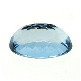 LONDON BLUE TOPÁZIO NATURAL FACETADO OVAL 23.70CTS